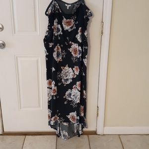 Maurice's size 3 high low dress. NWT.